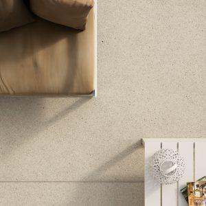 Древна италианска традиция на венециански подови настилки, която се състои от циментова основа и висококачествени италиански мраморни агрегати.