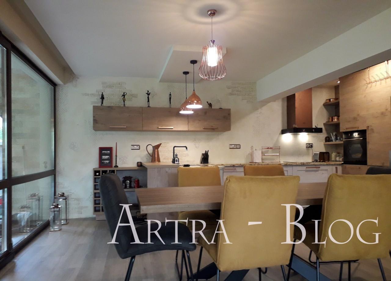 Персонализирането на кухненското пространство без много усилия и средства е важна задача и промяна, която ще допринесе за по-стилния и различен дизайн на средата, в която живеете.