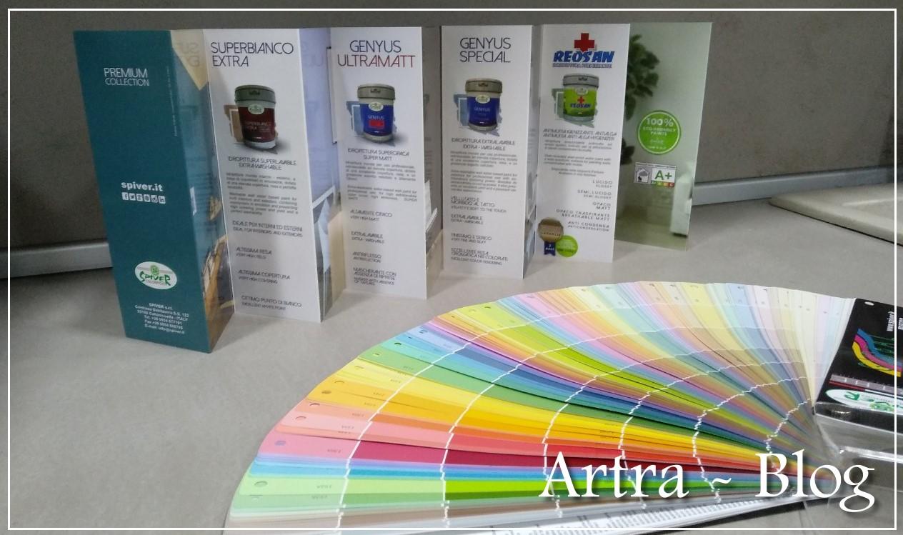 Ползите от боядисването на стените в домашния интериор