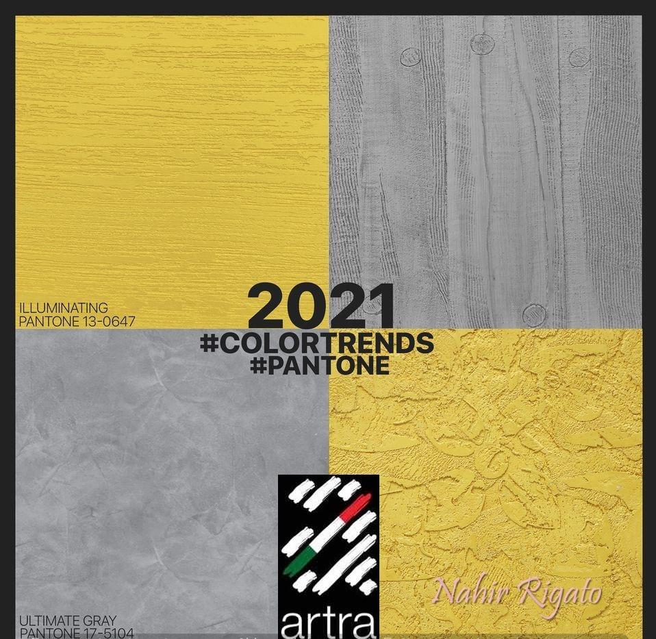 Модни тенденции в цветовете за интериорен дизайн и архитектура