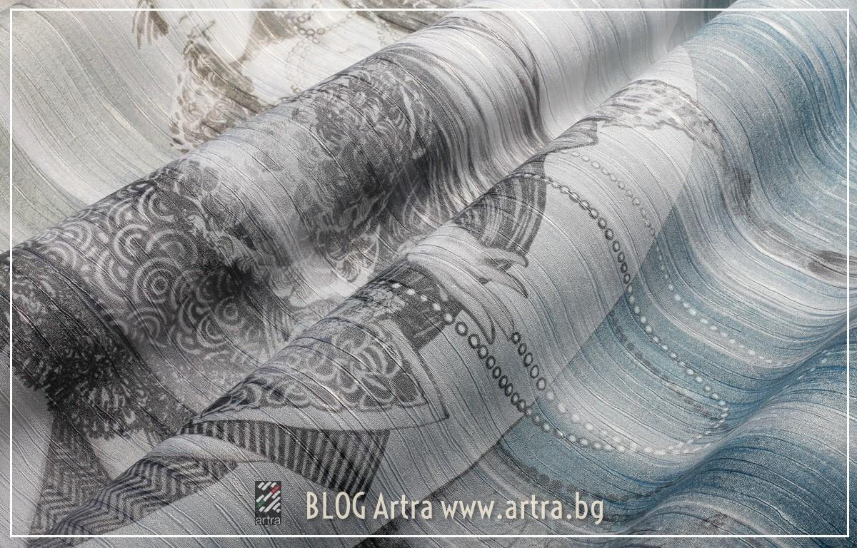 Италиански дизайнерски тапети за луксозни стени в стилни интериорни пространства.